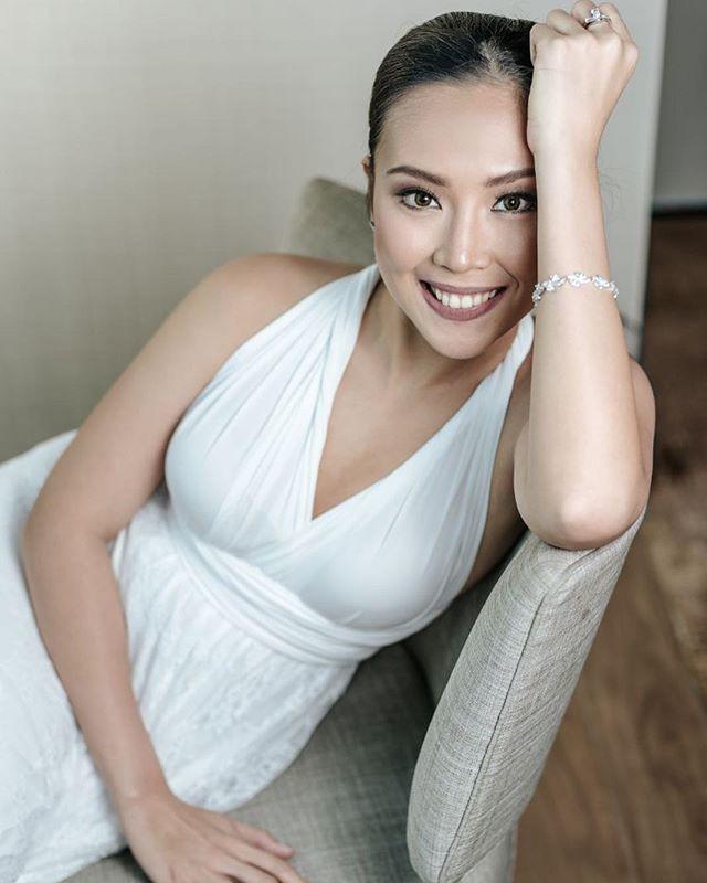 The gorgeous Bride-to-be, _botdeleon wea