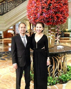 Beautiful _yamolarte in our black Jenny cut-out dress 😍 thank you dear, you looked awesome! (Availa
