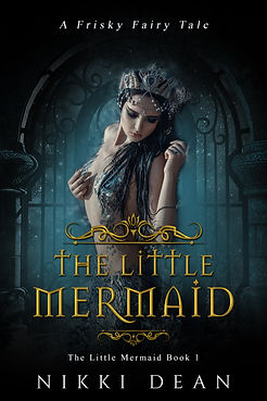 FINAL LM1 Cover The Little Mermaid Ran F