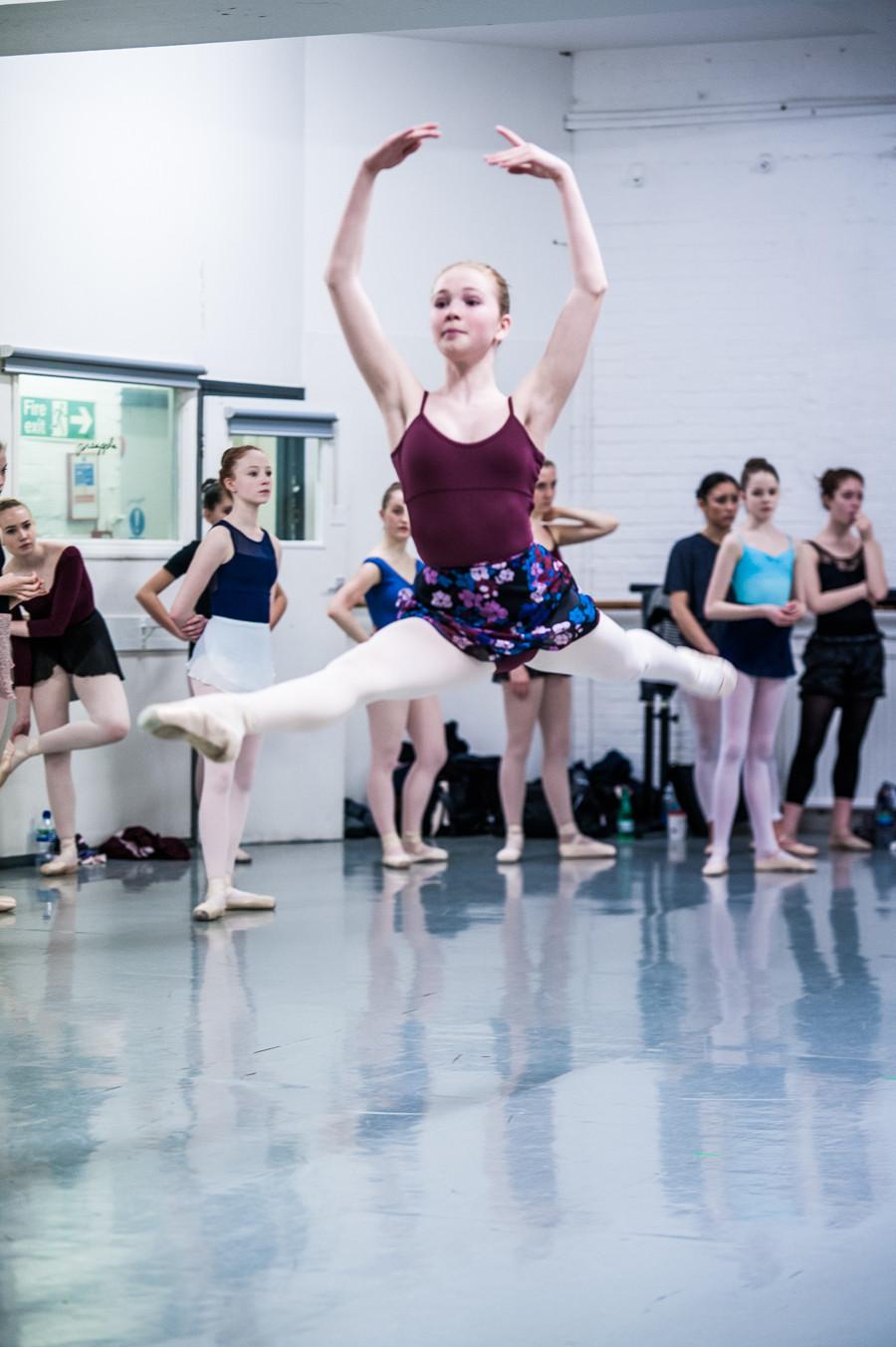 Summer Ballet Classes