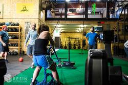 Gym 22 Crossfit Gym inside