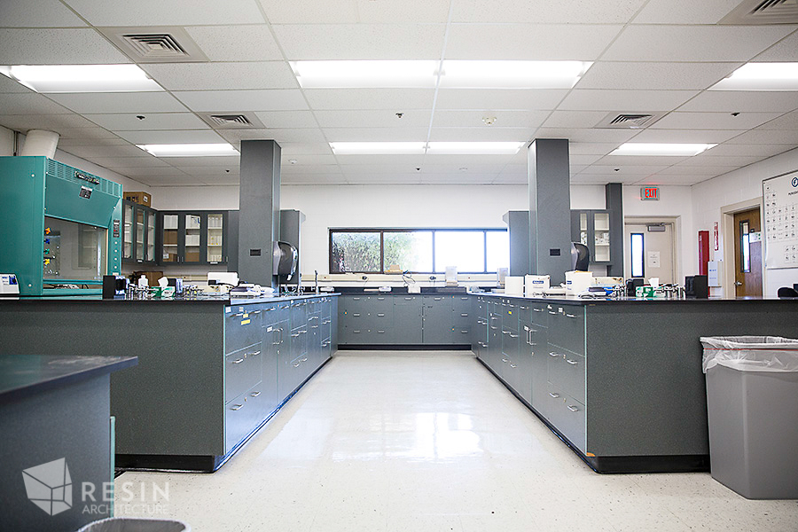 CEI Chemistry Lab