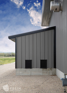 Exterior shot of Total Trailer Co. in Idaho Falls.