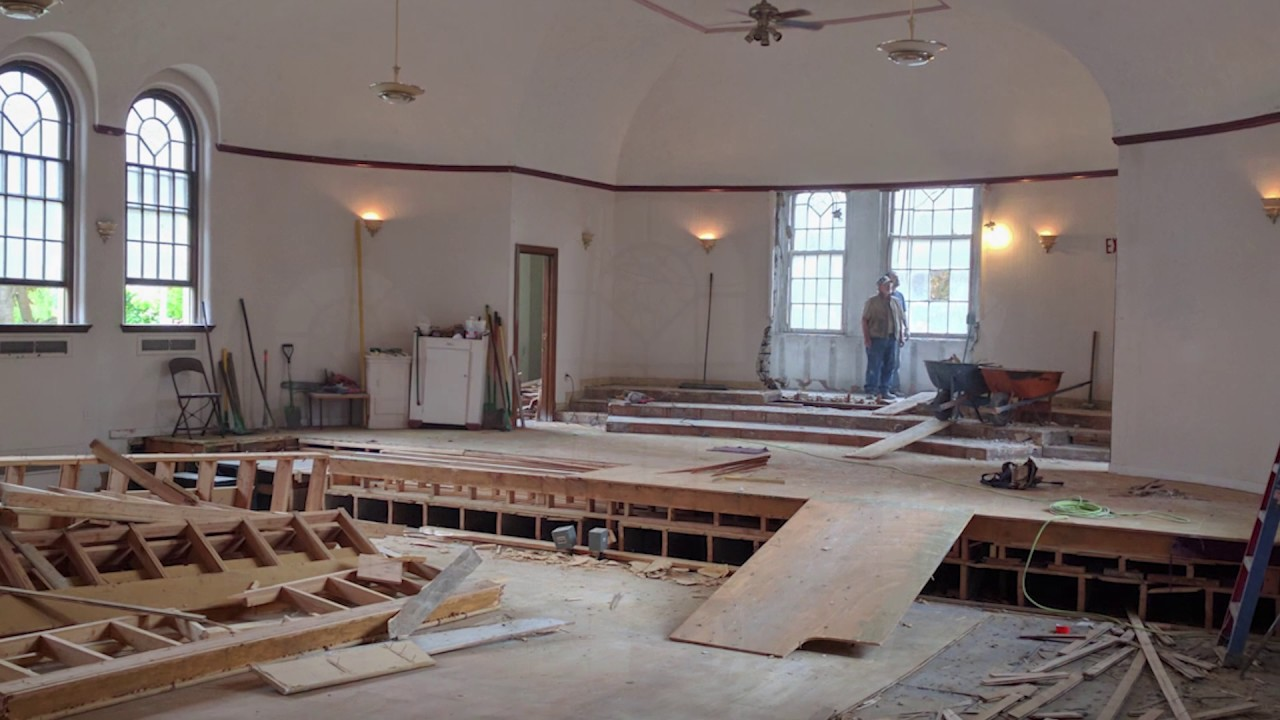 Healing Sanctuary Construction