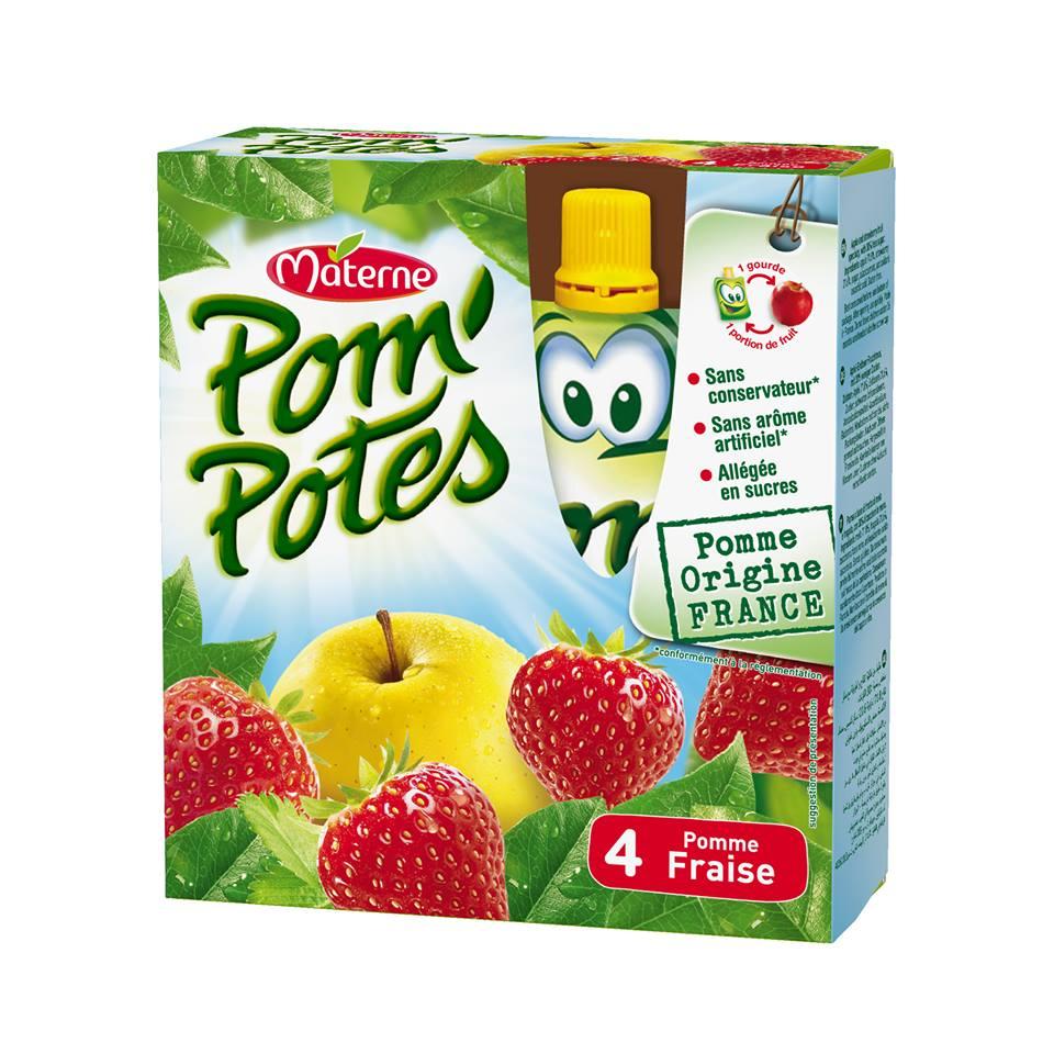Packs PomPotes Materne