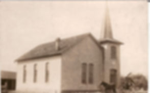 Original Church - Built in 1883