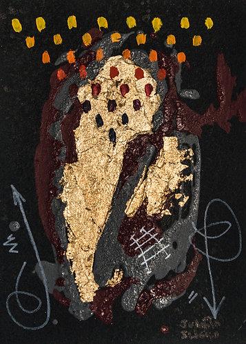 Artista: Juanito Ilógico - Obra: P28/17(N)