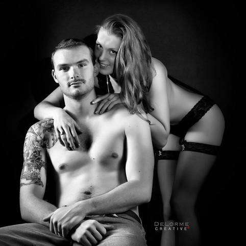 Seattle Boudoir,Couples Boudoir, Couples Photography Session DeLorme Creative Couples Photographer