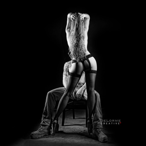 BW Couples Photography,Couples Boudoir, Couples Photography Session DeLorme Creative Couples Photographer