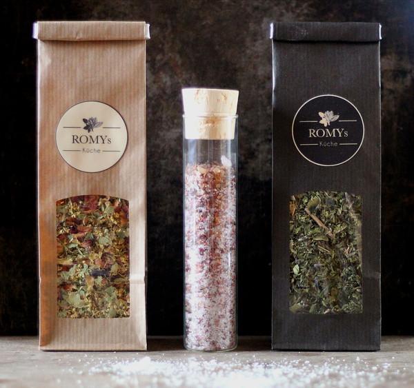Romys Küche - Genussbox - Kräuter