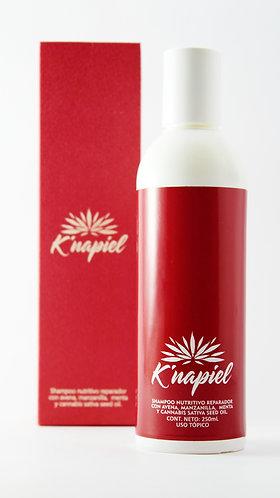 K´napiel Shampoo con Cannabis Cabello GRASO X 2