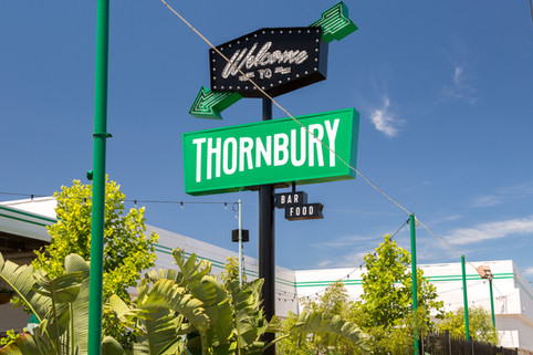 WELCOME TO THORNBURY