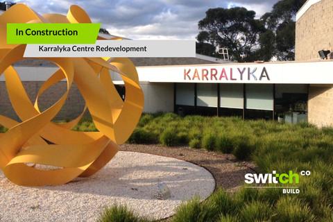 Karralyka Centre Redevelopment