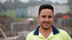 Rob Palmisano - Site Supervisor