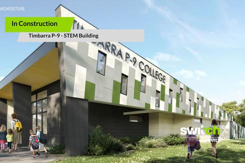Timbarra P-9 - STEM Building