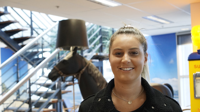 Natalie Babic - Office Manager