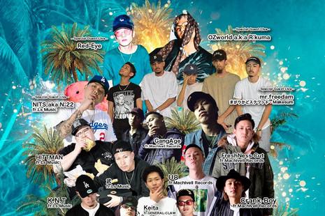 BiC Promotion @C2 Okinawa City 2018.8.04 SAT