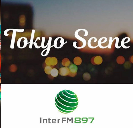 2020.12.04(FRI) 21:30~Inter FM 897 Tokyo Scene