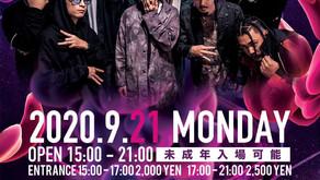 2020.09.21 (祝日MON)  G+OKINAWA