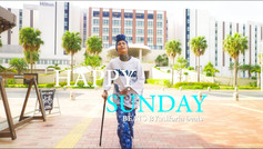 Happy Sunday 【Oki Hands Oki Hearts BLUE HEARTS T Designed by Suns B Blank PR movie】