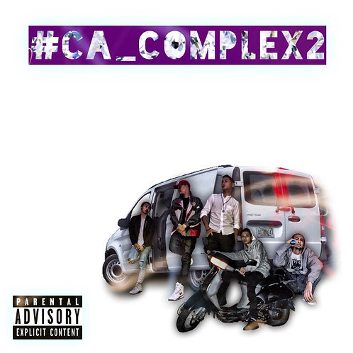 #CA_COMPLEX2 MIXED BY DJ Kfive from Make Sum