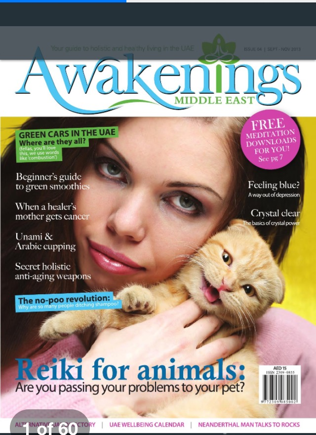 AWAKENINGS MIDDLE EAST magazine