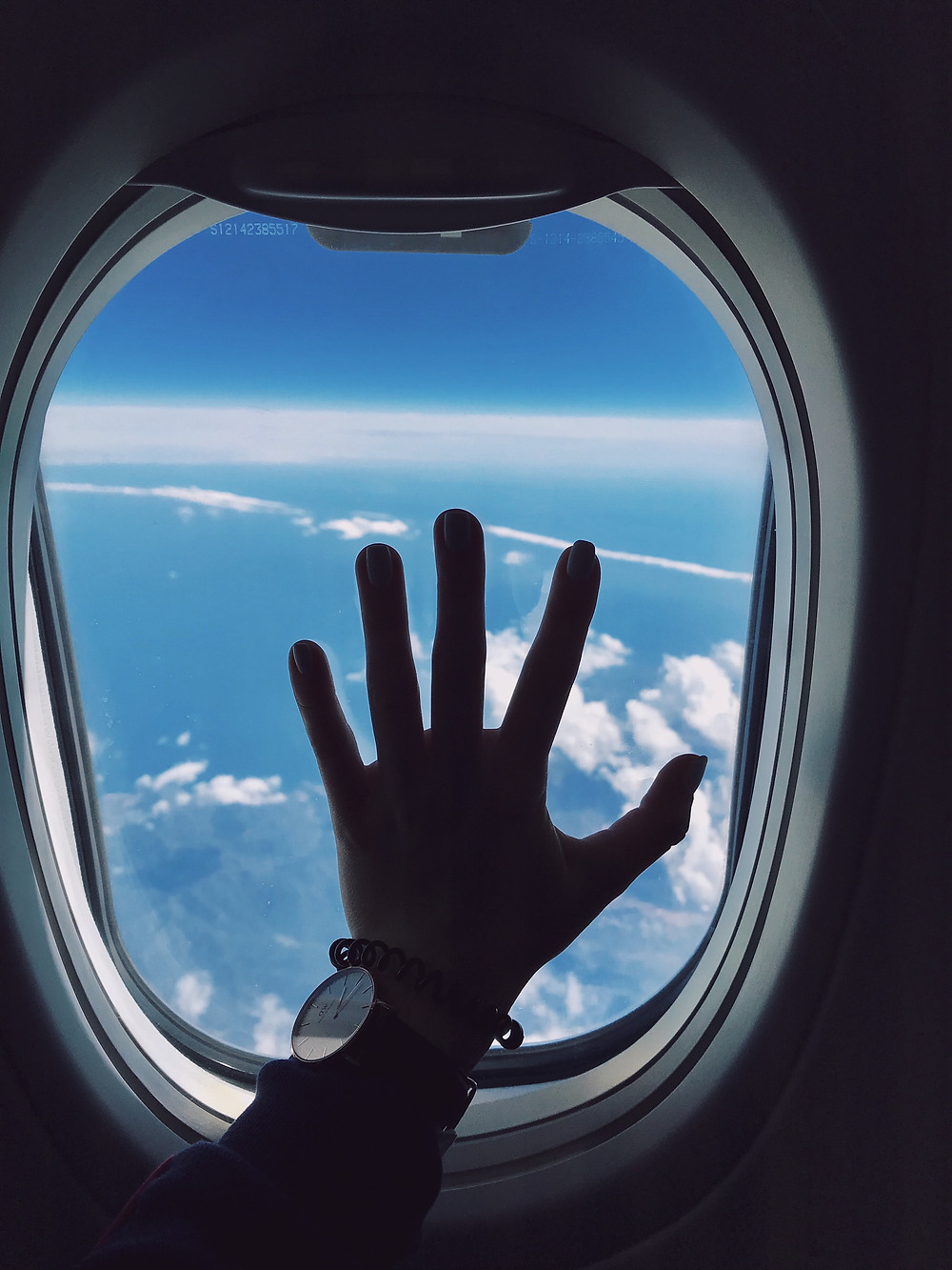 Fear of flying is a fear of being on an aeroplane (airplane), or other flying vehicle, such as a helicopter, while in flight. It is also referred to as flying phobia, flight phobia, aviophobia or aerophobia (although the last also means a fear of drafts or of fresh air).