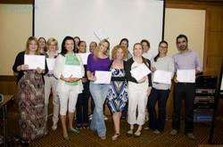 Sabine Therapies training program
