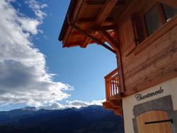 vue balcon Mont-Joly