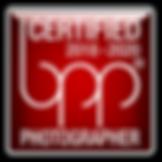 zertifiziertes Mitglied beim Bund Professioneller Portraitfotografen und Hochzeitsfotografen
