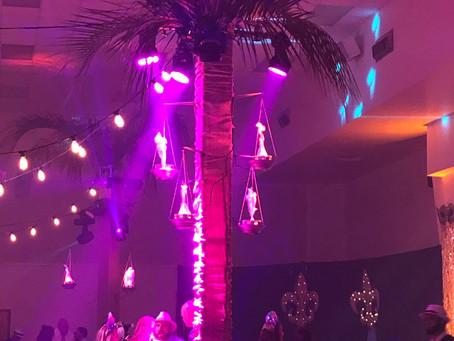 Palm Tree Truss