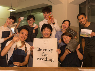CRAZY WEDDING CAFE