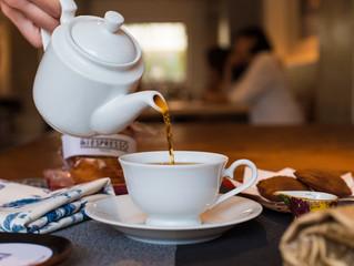 iki ESPRESSO X Iwamura tea shop