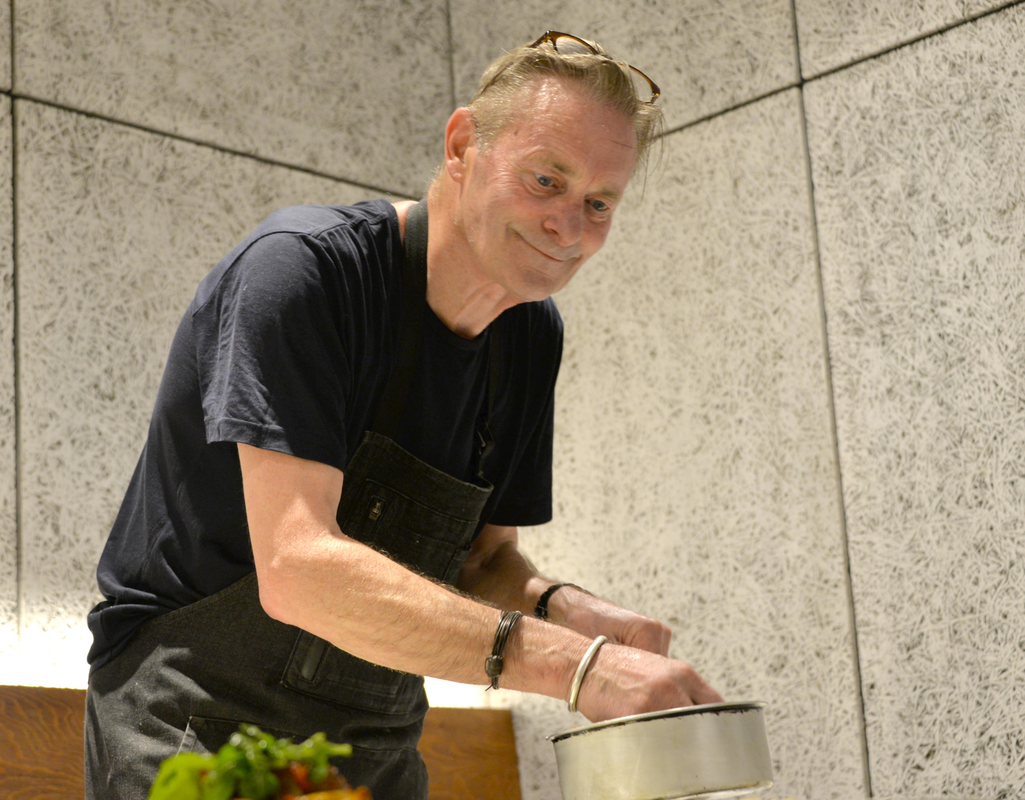 Chef:Grant Allen