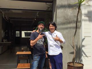 """""""DEUS"""" Yoshida-san visited iki!"""