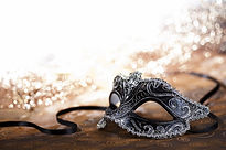 carnival mask with glittering background.jpg