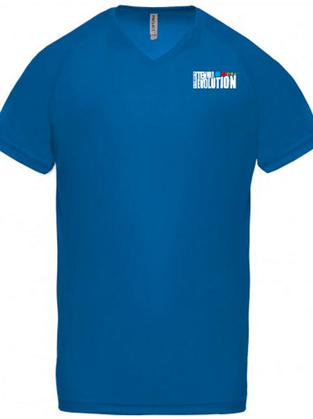 T-Shirt microfibre homme