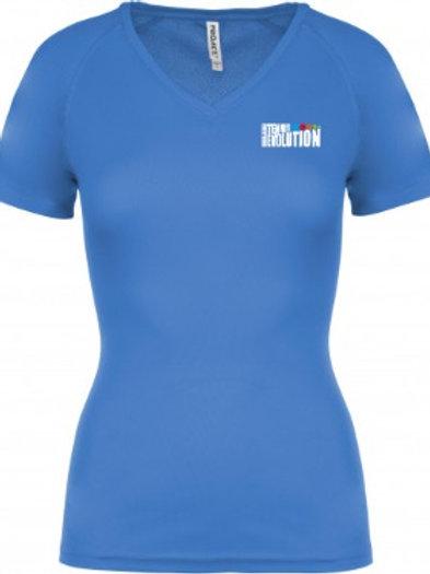 T-shirt microfibre femme