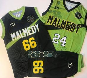 Kit Basket Sublimation BC Malmédy