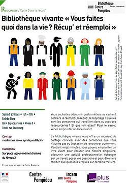 Dadave Centre Pompidou