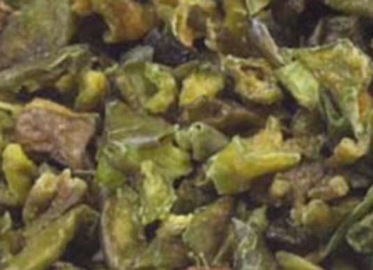 Green Bell Pepper Flakes