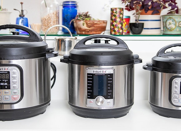 Intro to the Instant Pot (Feb)