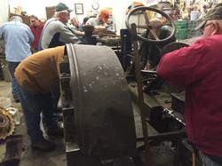 Restoring An old McCormick-Deering