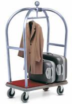 Valiz Taşıma Arabası (Paslanmaz)