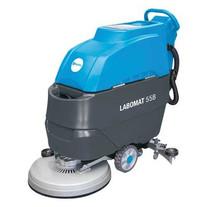 Arkadan İtmeli Akülü Zemin Temizleme Makinesi(Labomat55B)