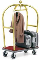 Valiz Taşıma Arabası (Pirinç)