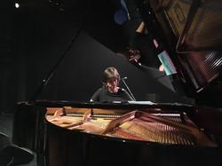 Sandra Van der Gucht, piano