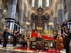 The legacy of Bach, Sandra Van der Gucht