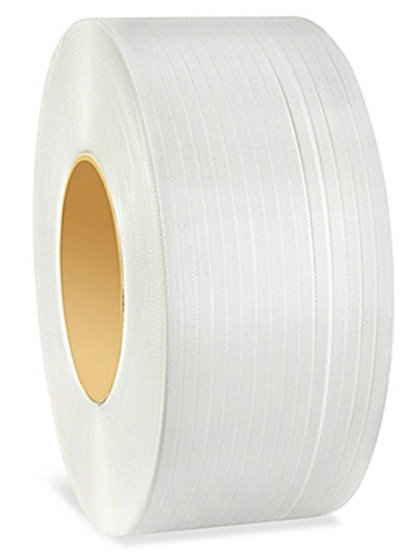 3/4x.029 Machine Grade Polypropylene Strapping