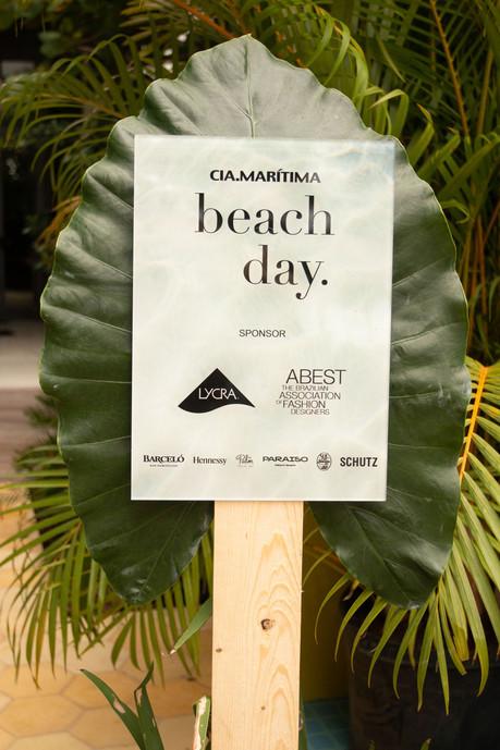 welcome to CIA MARITIMA's beach day!